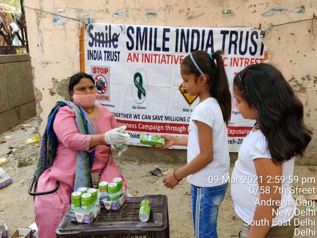 SmileindiaTrusr-Juicedistribution