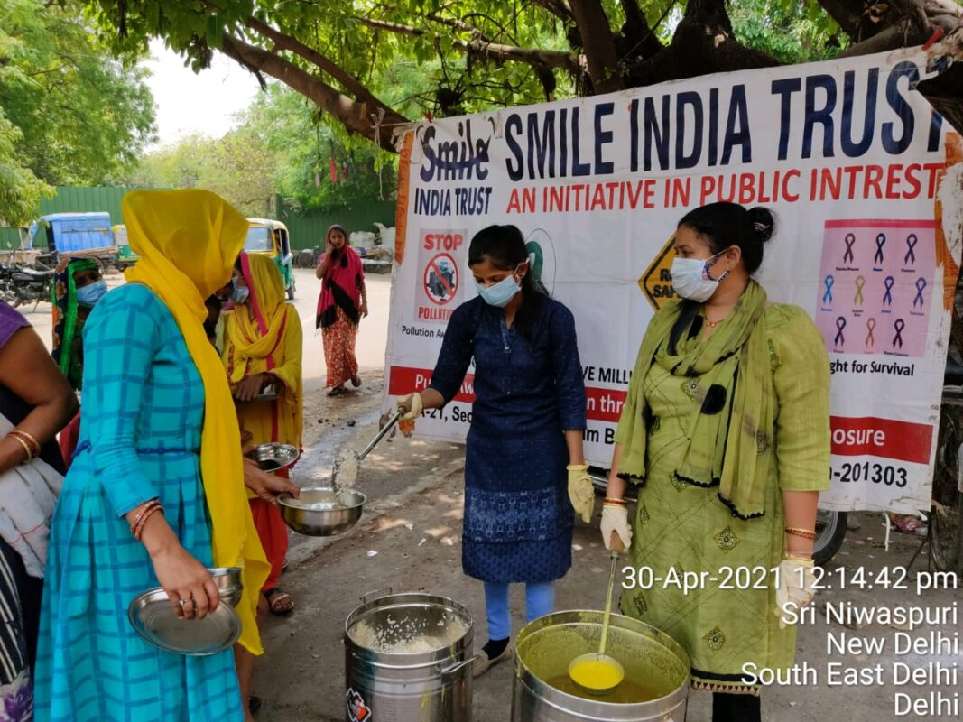 Sit-fooddistribution
